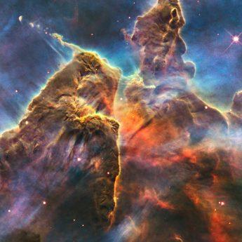 Carina Nebula, HH 901, HH 902