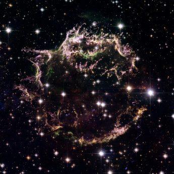 Cassiopeia A, SN 1680