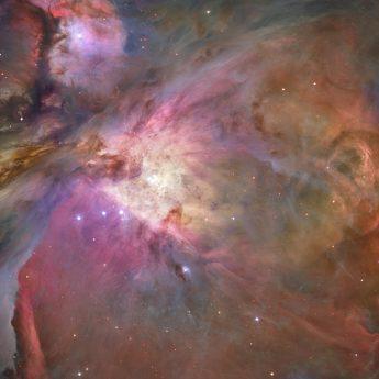 Messier 42, Messier 43, Orion Nebula