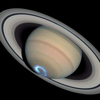 Saturn Aurora — January 28, 2004