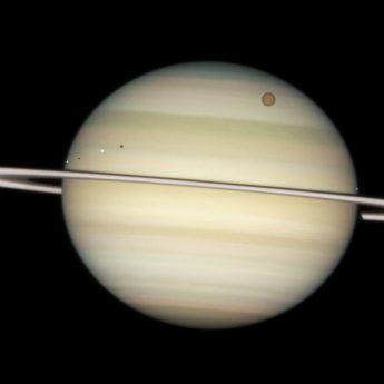 Saturn: February 24, 2009